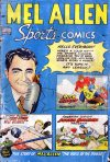 Cover For Mel Allen Sports Comics 5