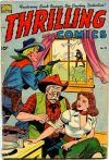 Cover For Thrilling Comics 78