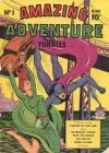 Cover For Amazing Adventure Funnies 1