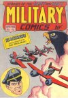 Cover For Military Comics 42