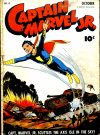 Cover For Captain Marvel Jr. 12