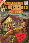 Cover For Mysteries of Unexplored Worlds 26
