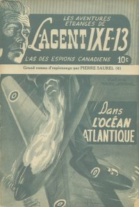Large Thumbnail For L'Agent IXE-13 v2 006 – Dans l'océan atlantique
