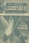 Cover For L'Agent IXE 13 v2 6 – Dans l'océan atlantique