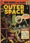 Cover For Outer Space 25