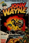 Cover For John Wayne Adventure Comics 15