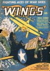Cover For Wings Comics 39