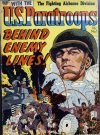 Cover For With the U.S. Paratroops Behind Enemy Lines 1