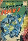 Cover For Fightin' Navy 77