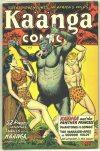 Cover For Kaänga Comics 1
