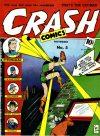 Cover For Crash Comics 5