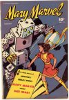 Cover For Mary Marvel 21