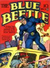 Cover For Blue Beetle 3