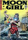 Cover For Moon Girl 4