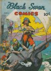 Cover For Black Swan Comics 1