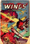 Cover For Wings Comics 121