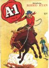 Cover For A 1 Comics 8 Rodeo Ryan
