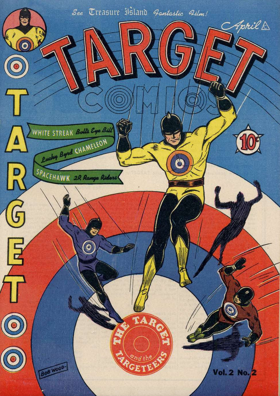 Comic Book Cover For Target Comics v2 2 [14]