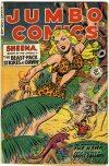 Cover For Jumbo Comics 125