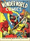 Cover For Wonderworld Comics 15