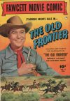 Cover For Fawcett Movie Comic 9 The Old Frontier