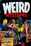 Cover For Weird Mysteries 11