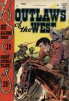 Cover For Outlaws of the West 14