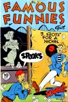 Cover For Famous Funnies 141