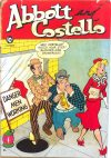 Cover For Abbott and Costello Comics 11