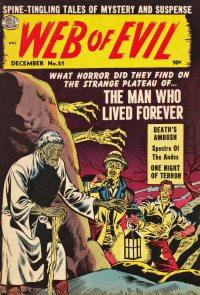 Large Thumbnail For Web of Evil #21