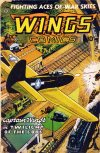Cover For Wings Comics 62