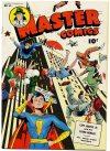 Cover For Master Comics 65 (fiche)