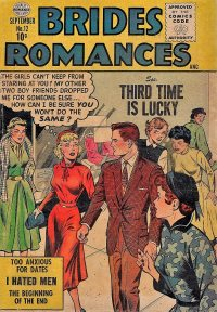 Large Thumbnail For Brides Romances #12