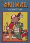 Cover For Animal Comics 23