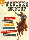 Cover For Western Roundup 21