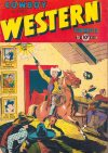 Cover For Cowboy Western 38