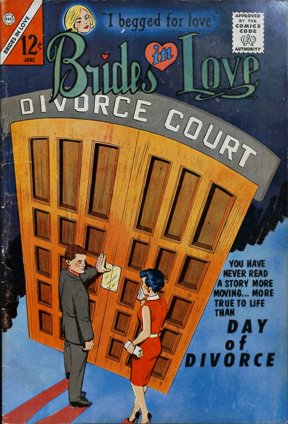 Comic Book Cover For Brides in Love #36