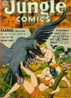 Cover For Jungle Comics 22