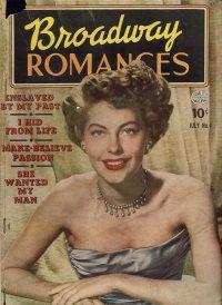 Large Thumbnail For Broadway Romances #4