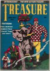 Cover For Treasure Comics 1