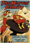 Cover For The Marvel Family 8 (paper/14 fiche)