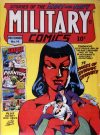 Cover For Military Comics 14 (fiche/paper)