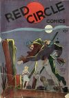 Cover For Red Circle Comics 3