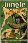Cover For Jungle Comics 75