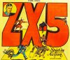 Cover For ZX-5 Spies in Action Archive Vol 6