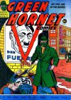 Cover For Green Hornet 13