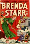Cover For Brenda Starr 9