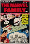 Cover For The Marvel Family 83