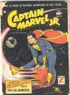 Cover For Captain Marvel Jr. 91