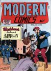 Cover For Modern Comics 83